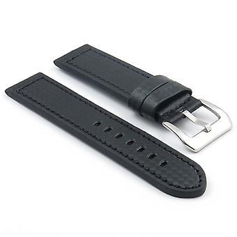 Strapsco thick carbon fiber strap