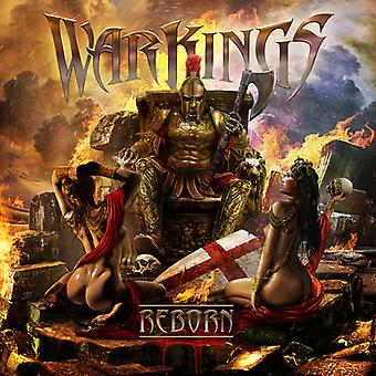 Warkings - Reborn [CD] USA import