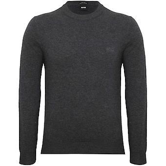 Hugo Boss Knitted Woolen Sweater Egino Regular Fit 50391593 061