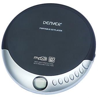ディスクマン CD デンバー エレクトロニクス DMP-389 LCD
