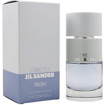 Jil Sander Strictly Fresh Eau de Toilette Spray for Men 60 ml