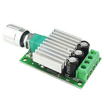 12v / 24v 10a Pwm Dcモータースピードコントローラ - 調整可能な速度レギュレータ調光器