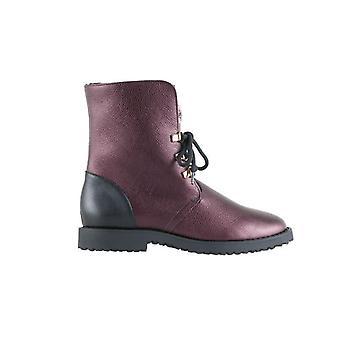 Hogl cuddly vino boots womens purple