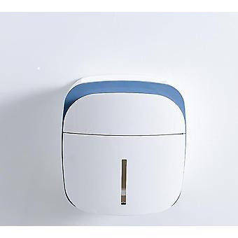 Luova vedenpitävä, seinäkiinnitys WC-paperiteline - Säilytyslaatikko