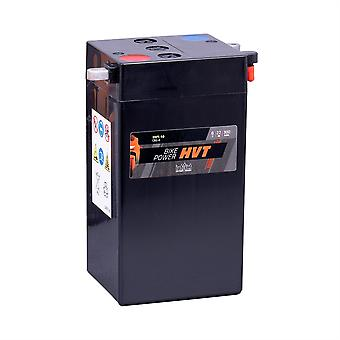 intAct CB2-6 / 66006-29F Sealed Activated HVT Bike-Power Battery