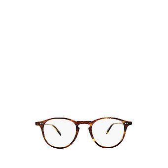 Garrett Leight HAMPTON chestnut unisex eyeglasses