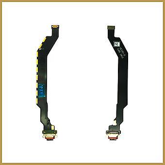 Til OnePlus 6 One Plus 6 udskiftning af opladerporten Flex Cable USB Type C OEM