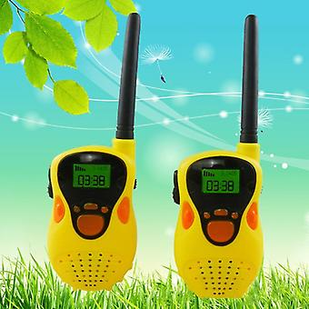 Walkie Talkies Speelgoed, Mini Handheld Draagbare Radio Outdoor Interphone
