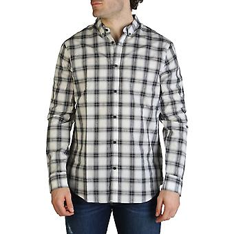 Armani Exchange Men's Shirt 3ZZC49_ZNDEZ