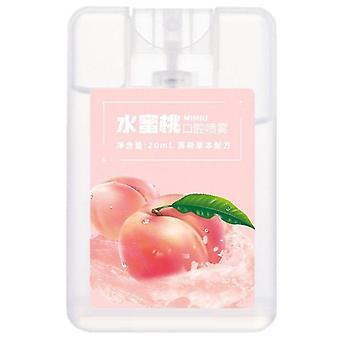 Usta Oral Spray Female Breath Agent Fresh Anti Smoke Bad Breath Zapach Spray