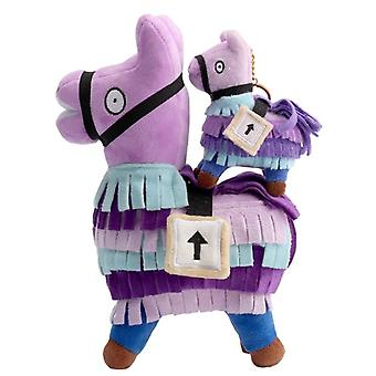 Joc Plus Troll Stash Lama Soft Alpaca Rainbow Horse (20cm)