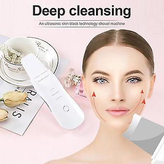 Handheld ultrasonic face pore blackhead removal cleaner tool skin clean tools women mh88