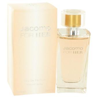 Jacomo De Jacomo Eau De Parfum Spray By Jacomo 3.4 oz Eau De Parfum Spray