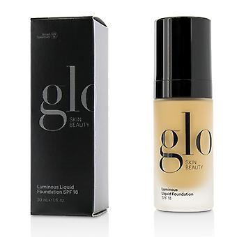 Glo Skin Beauty Luminous Liquid Foundation SPF18 - # Almond 30ml/1oz