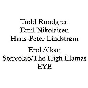 Rundgren, Todd / Nikolaisen, Emil / Lindstrom, Hans - Runddans Remixed [Vinyl] USA import