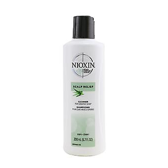 Nioxin Scalp Relief Cleanser (For Sensitive Scalp) 200ml/6.7oz
