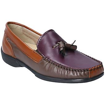 Cotswold biddlestone loafer zapatos mujeres