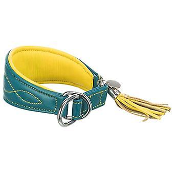 Trixie Collar Active Comfort para Galgos Petróleo