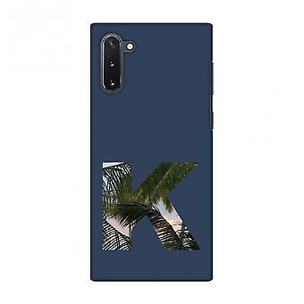 Tropical Scenery- K Slim Hard Shell Case