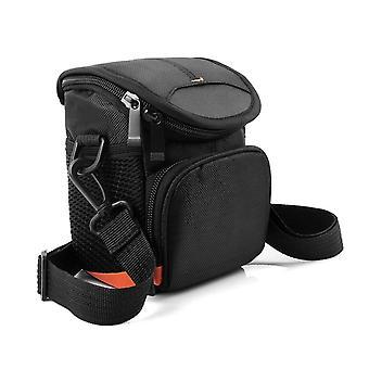 Borsa fotocamera digitale gadget imbottitura spalla che trasporta impermeabile anti-shock