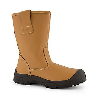 Dapro Elements 4 S3 C Safety Boots   - Steel Toecap and Anti-Perforation Steel Midsole