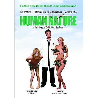 Importer des USA de la Nature humaine [DVD]