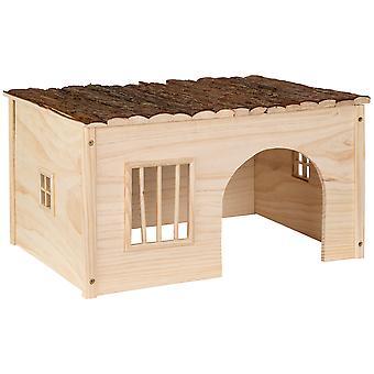tectake Hus til hamsterbur