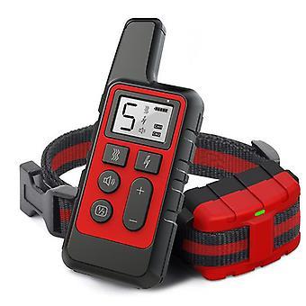 Impermeabil Dog Training Collar 500m telecomandă