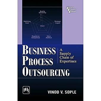Terceirização de Processos de Negócios: Uma cadeia de suprimentos de conhecimentos