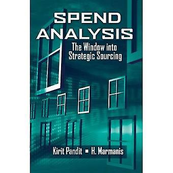 Spend Analysis by Kirit PanditHaralambos Marmanis