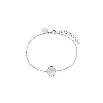 NOELANI Sterling 925 silver women's bracelet, with flower