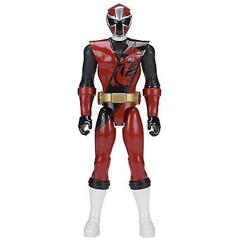 FengChun 43621Ninja Stahl 30cm, rote Ranger Figur