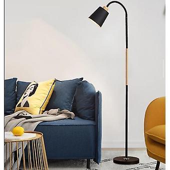 Moderni lattia & yksinkertainen kulma seisova lamppu kulmavalo huoneisto lamppu