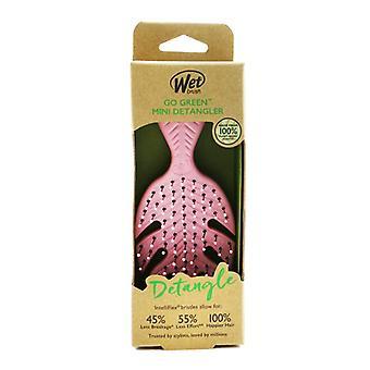Go Green Mini Detangler - # Pink - 1pc