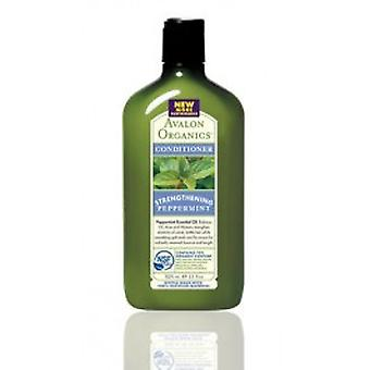 Avalon Organics - Peppermint Strengthening Conditioner 325ml