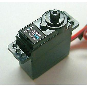 Digital 10,0 g servo for gyro, carbonite-DSW311HB