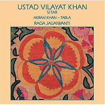 Ustad Khan - Ustad Vilayat Khan & Akram Khan [CD] USA import