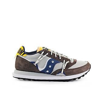Saucony Jazz Dst Brown Grey Sneaker