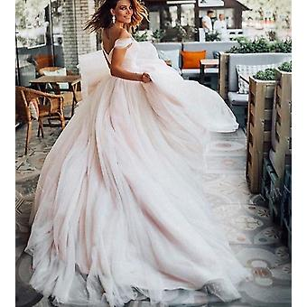 Vestido de Noiva feminino, vestido de noiva da linha Sweetheart