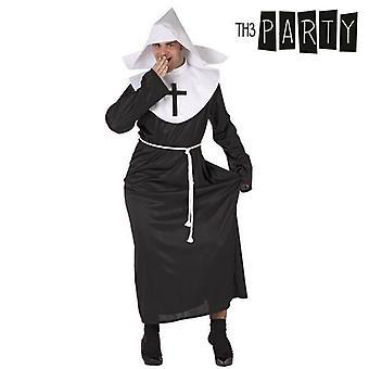 Kostym för vuxna Th3 Party 505 Nunna