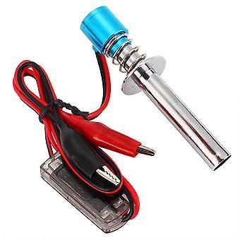 For Blue Metal Upgrade Parts 6V -24V Electronic Glow Plug Starter Igniter All Ratio WS4112