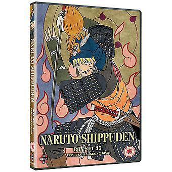 Naruto Shippuden Box 35 (Episodes 445-458) DVD