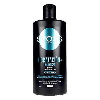 Fuktgivande schampo Hidratación+ Syoss (440 ml)
