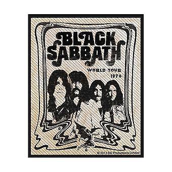 Black Sabbath - Band Standard Patch