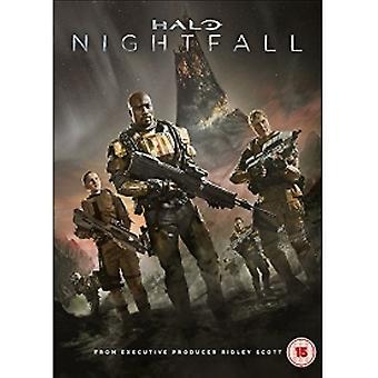 Halo - Nightfall DVD