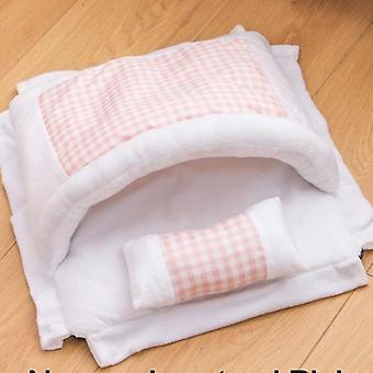 Odnímateľný spací vak, drevené hojdacie postele pre ležadlá Mačky