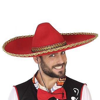 قبعة المكسيكي الرجل الأحمر 110194