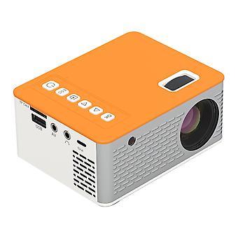 Mini Przenośny projektor wideo LED Movie Projector Zestaw kina domowego 110-calowy wyświetlacz