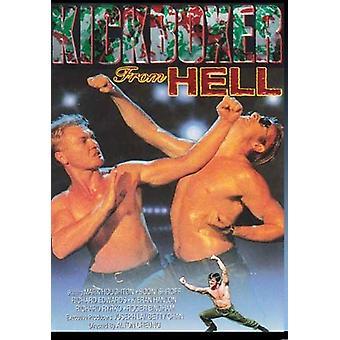 Kickboxer De Infierno Película Dvd -Vd7606A