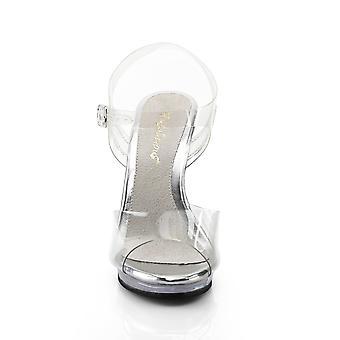 Fabulicious Women's Shoes FLAIR-408 Clr/Clr